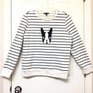 GAP | Striped Crewneck Sweater